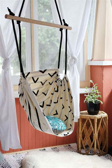Kids Hanging Chair Diy